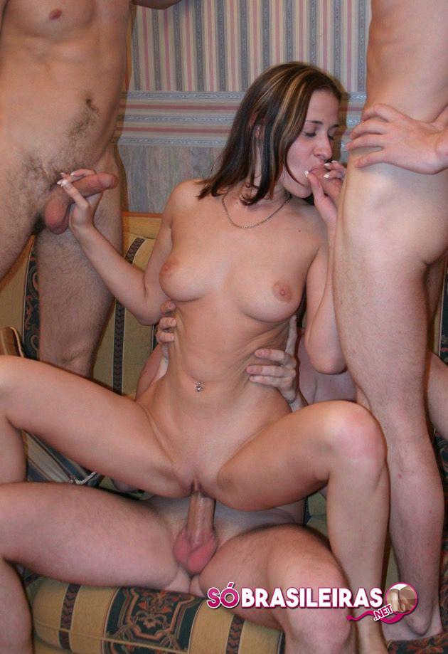 34 Fotos de sexo grupal