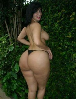 As mais belas bundas Brasileiras